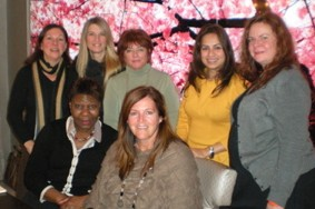 WIFTI Board of Directors at the DC Summit